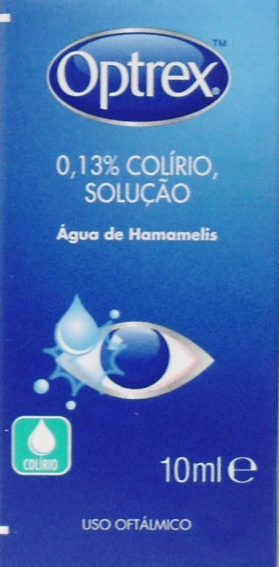 OPTREX COLIRIO 13% 10 ML