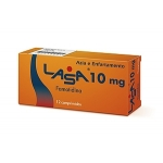 LASA COMP 10 MG X 12