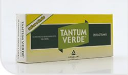 TANTUM VERDE PST LIMAO S/AC 3 MG X 20