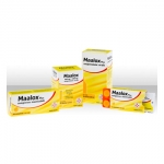 MAALOX PLUS 200 MG+200 MG+26.5 MG COMP  MAST X 40