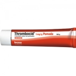 THROMBOCID GEL GEL 15 MG/G 100 G