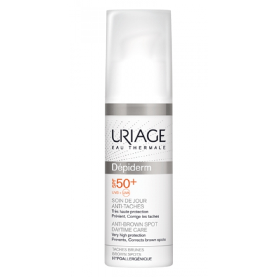 URIAGE DEPIDERM  CR MANCHAS SPF50+ 30ML