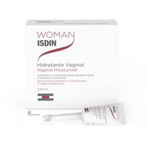 WOMAN ISDIN HIDRAT VAG 6ML X 12