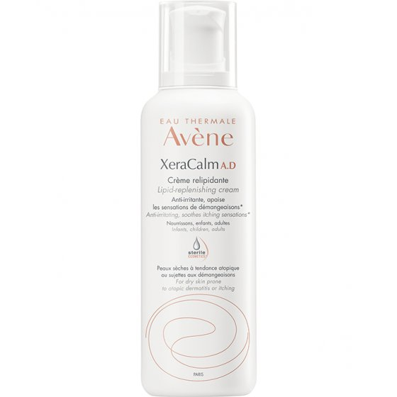 AVENE XERACALM AD CR RELIPIDANTE 400ML