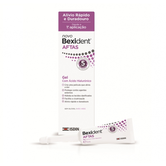 BEXIDENT AFTAS GEL 8ML