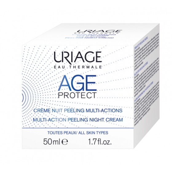 URIAGE AGE PROT CR NOITE RENOVADOR 50ML