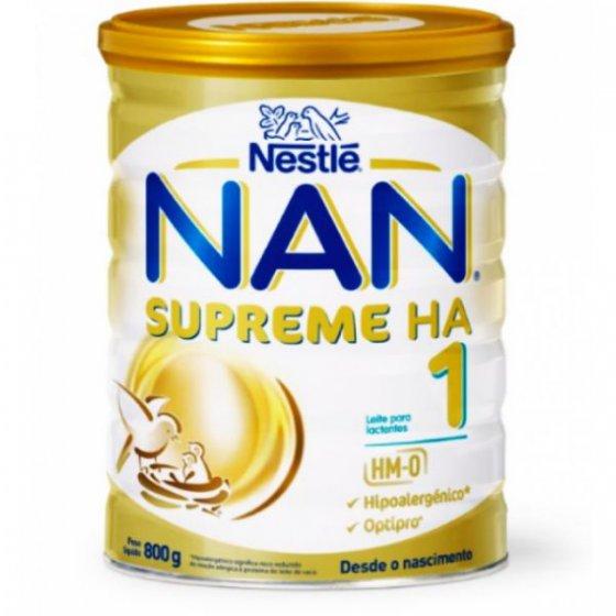 NAN HA 1  LEITE LACTENTE 800 G