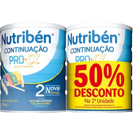 NUTRIBEN CONTINUA PRO-ALFA LT TR800GX2+DESC