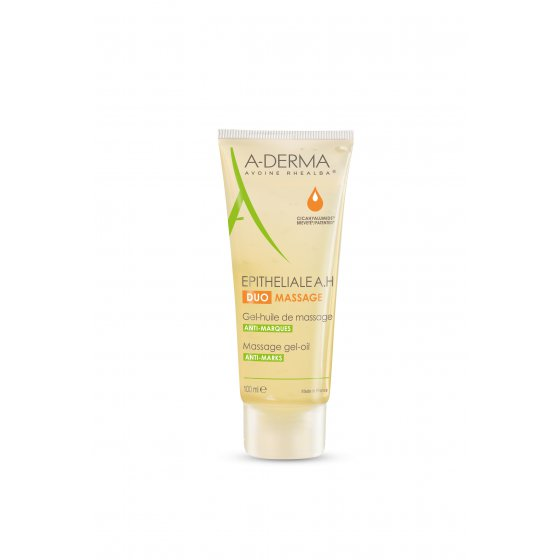 A-DERMA EPITHELIA AH DUO GEL OL MASSAG100ML