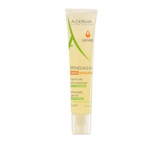 A-DERMA EPITHELIA AH DUO GEL OL MASSAG 40ML