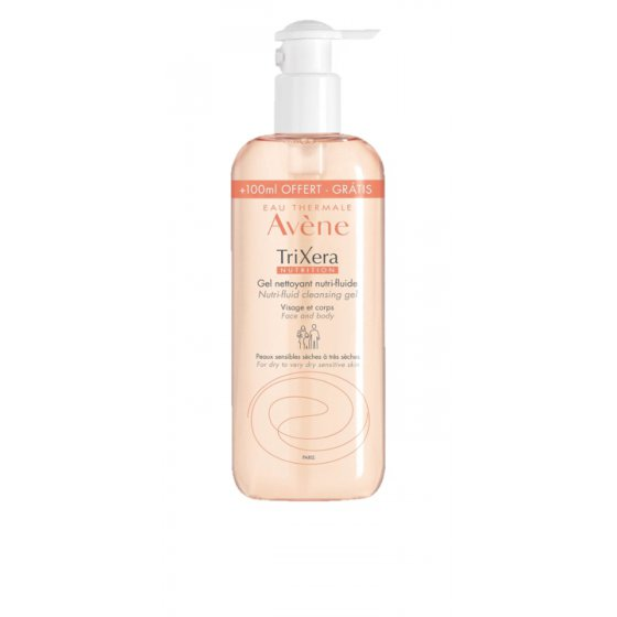 AVENE TRIXERA NUT GEL 500ML