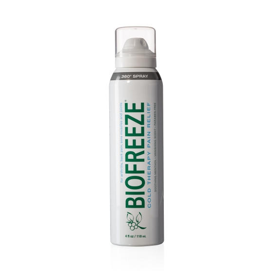 BIOFREEZE SPRAY CRIOTERAPIA 118 ML