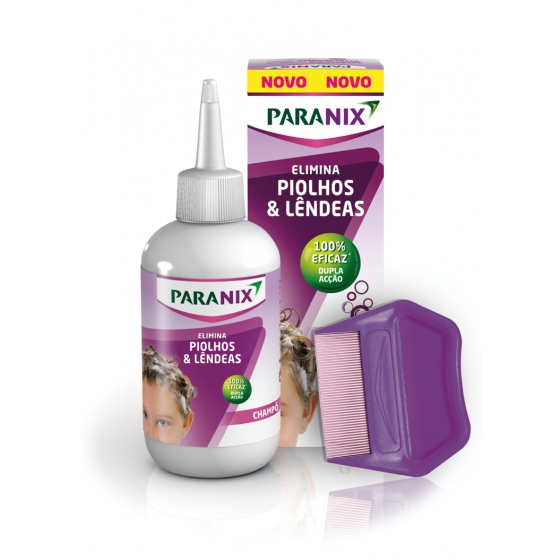PARANIX SH TRATAMENTO 200 ML