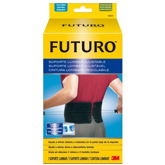 FUTURO SUPORTE LOMBAR AJUSTAVEL