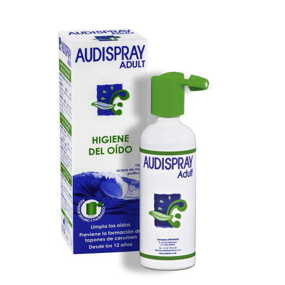 AUDISPRAY ADULT SOL OTO AG MAR 50 ML