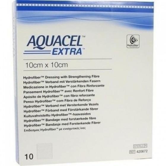 AQUACEL EXTRA PENSO 10X10 CM x 10