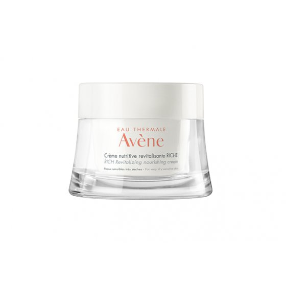 AVENE AG TERMAL CR NUTRI REVIT RICO 50ML