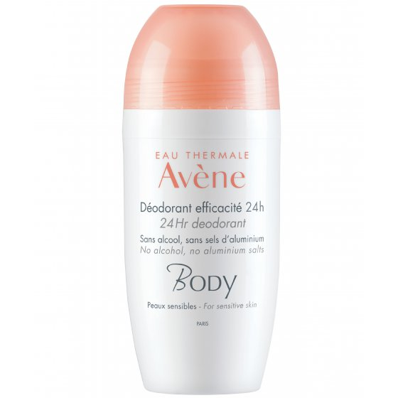 AVENE BODY DEO ROLL ON 24H EFICACIA 50ML