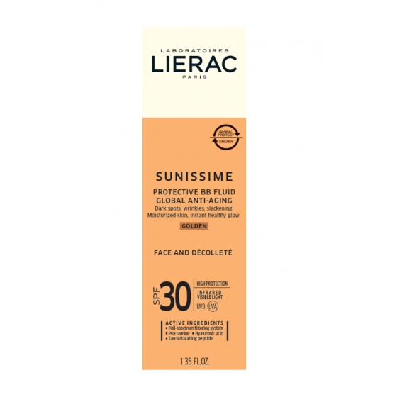 LIERAC SUNISSIME FL BB PROT SPF30 40ML