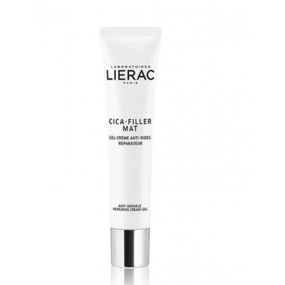 LIERAC CICA-FILL MAT GEL-CR RUG REPAR 40ML