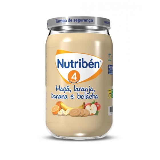 NUTRIBEN BOIAO 6 MACA LARANJ BAN BOLAC235G