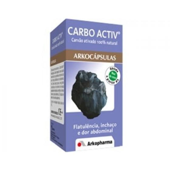 CARBO ACTIV CAPS X 48