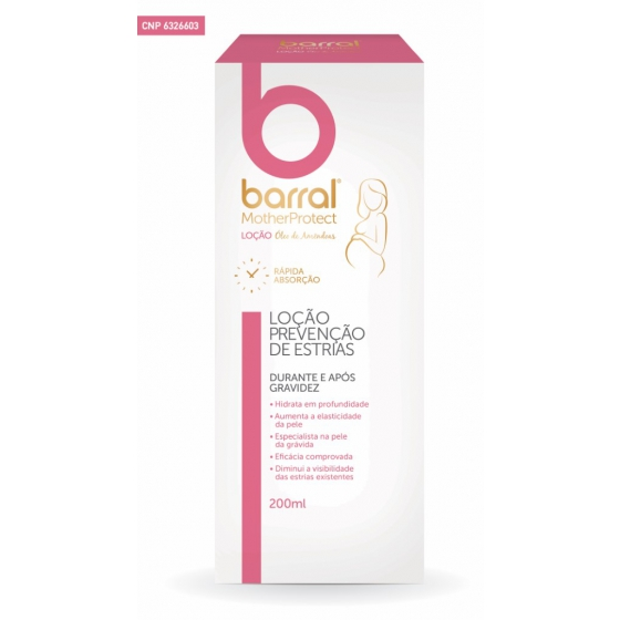BARRAL MOTHERPROT LOC OL AMENDOA DOCE 200ML
