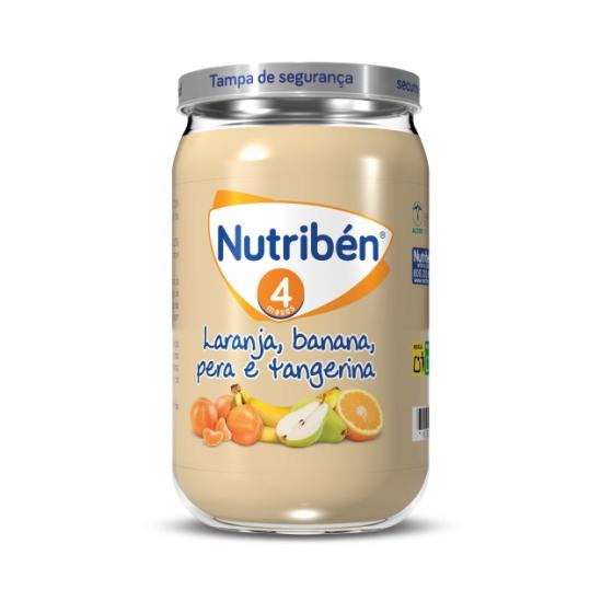 NUTRIBEN BOIAO 6 BAN LAR TANG PERA 235G 4M