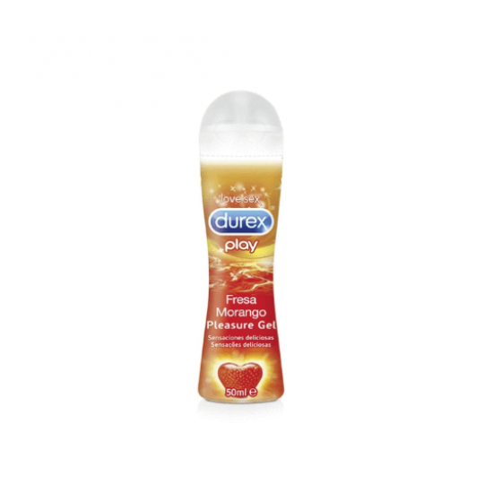 DUREX PLAY MORANG PLEASURE GEL LUBRIF 50ML