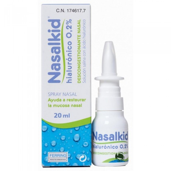 NASALKID SPRAY NASAL 20ML