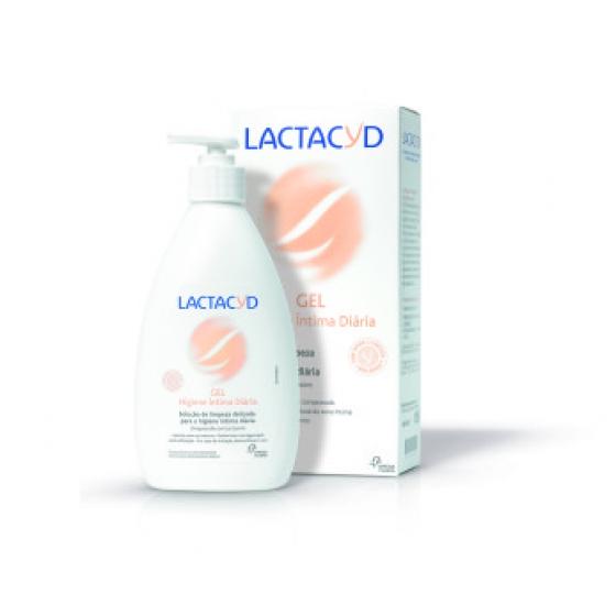 LACTACYD INTIMO EMULSAO 200 ML