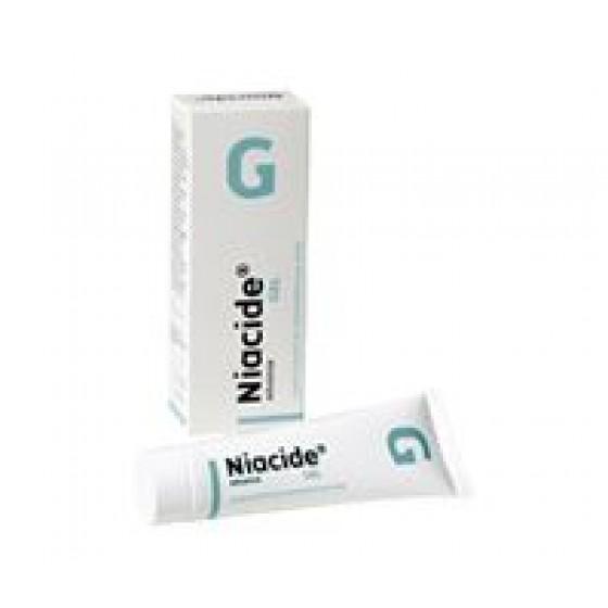 NIACIDE GEL 50 G