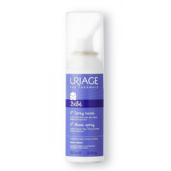URIAGE ISOPHY SPRAY NASAL 100 ML