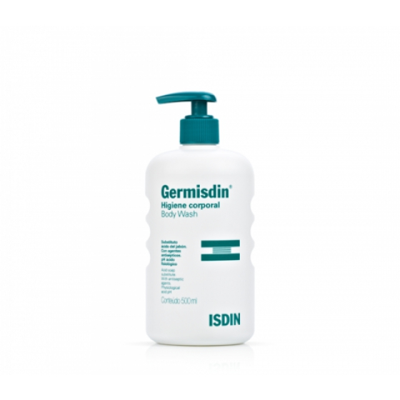 GERMISDIN ANTISEP SAB LIQ DOSEAD 500 ML