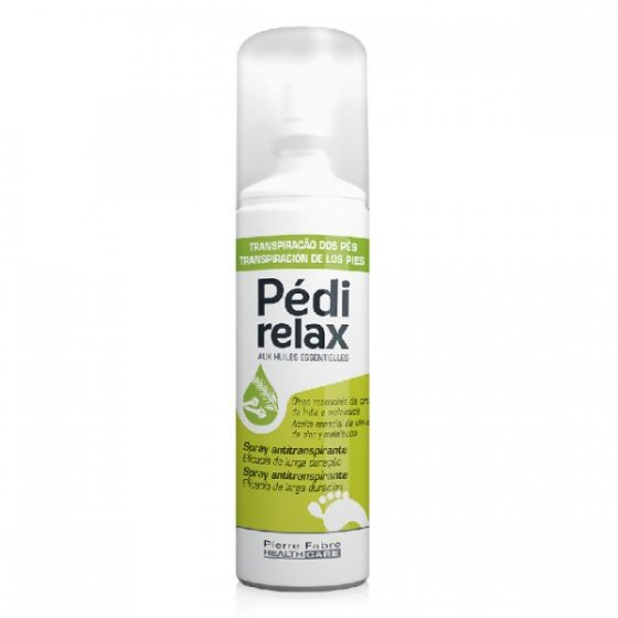 PEDI RELAX SPRAY TRANSPIR 125 ML