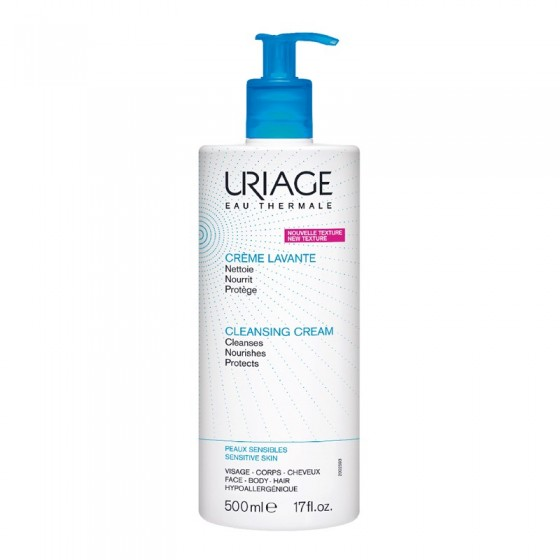URIAGE CR LAVANTE 500 ML