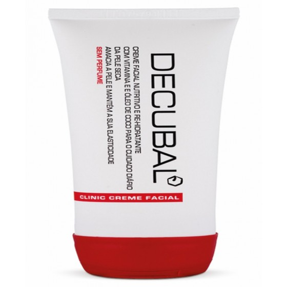 DECUBAL CR FACIAL TUBO 100 G