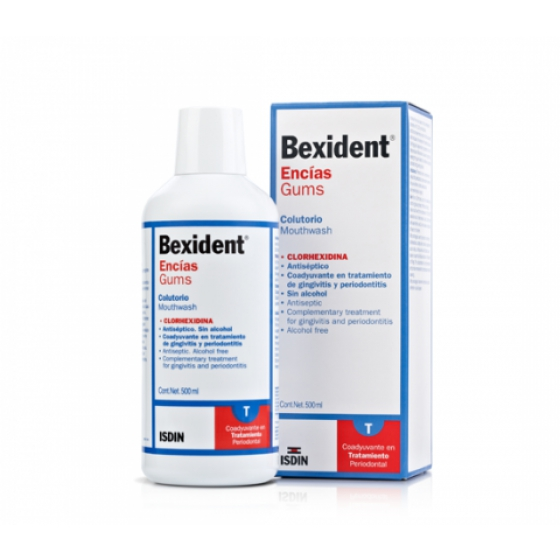BEXIDENT GENGIVAS COLUT 250 ML