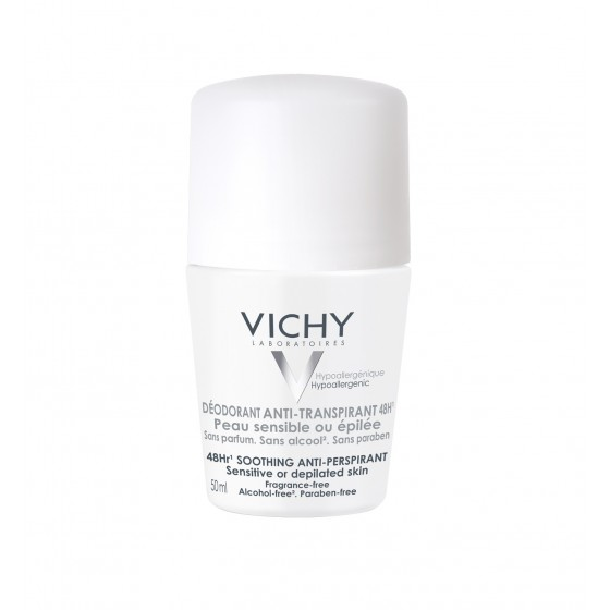 VICHY DEO ROLL ON SENS 50 ML