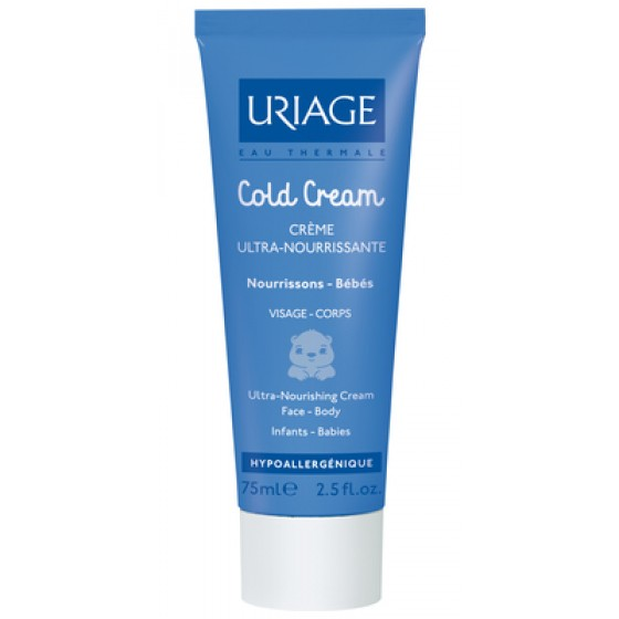 URIAGE BEBE COLD CREAM BARREIRA 75 ML
