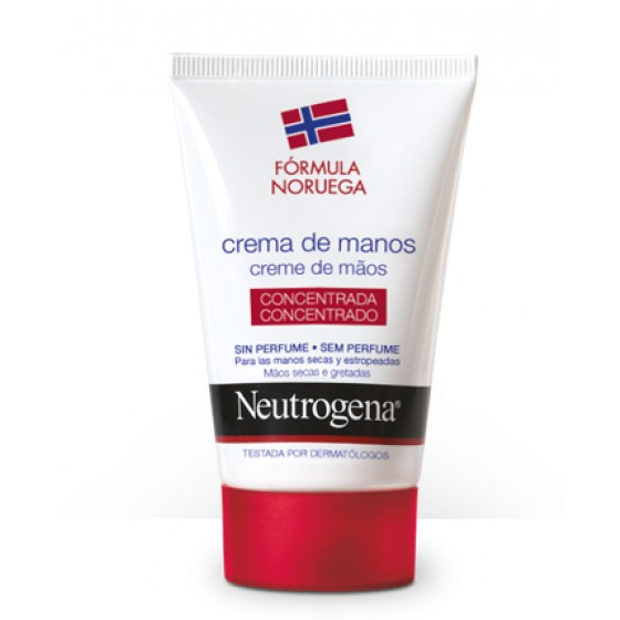 NEUTROGENA CR MAOS CONC S/ PERFUME 50 ML