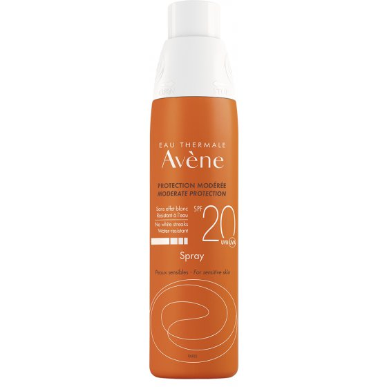 AVENE SOLAR SPRAY 20B 20A 200 ML