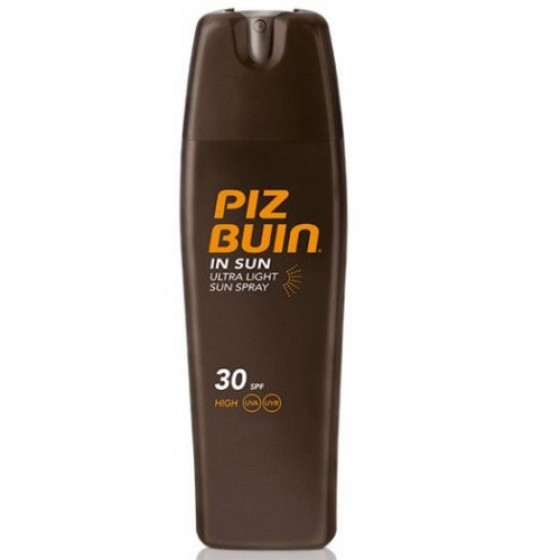 PIZ BUIN IN SUN SPRAY FPS 30 200 ML