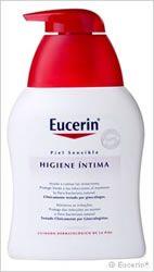 EUCERIN PELE SENS HIG INTIMA 250 ML