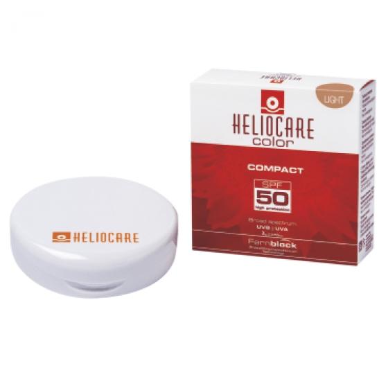 HELIOCARE COMPACTO SPF50 CLARO 10G