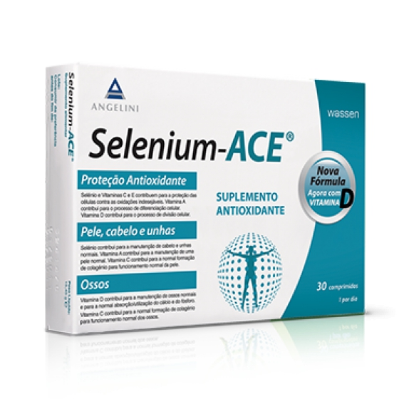SELENIUM ACE COMP X 30