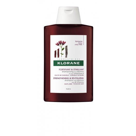 KLORANE CHAMPOO SH QUININA+VIT B6 200 ML