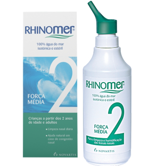 RHINOMER SPRAY NASAL FORCA 2 135ML