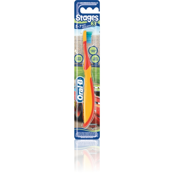 ORAL B STAGE ESC DENT INF STAGE3