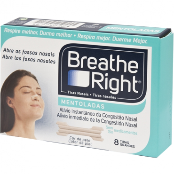BREATHE RIGHT BAL PENSO NASAL GDE X 8